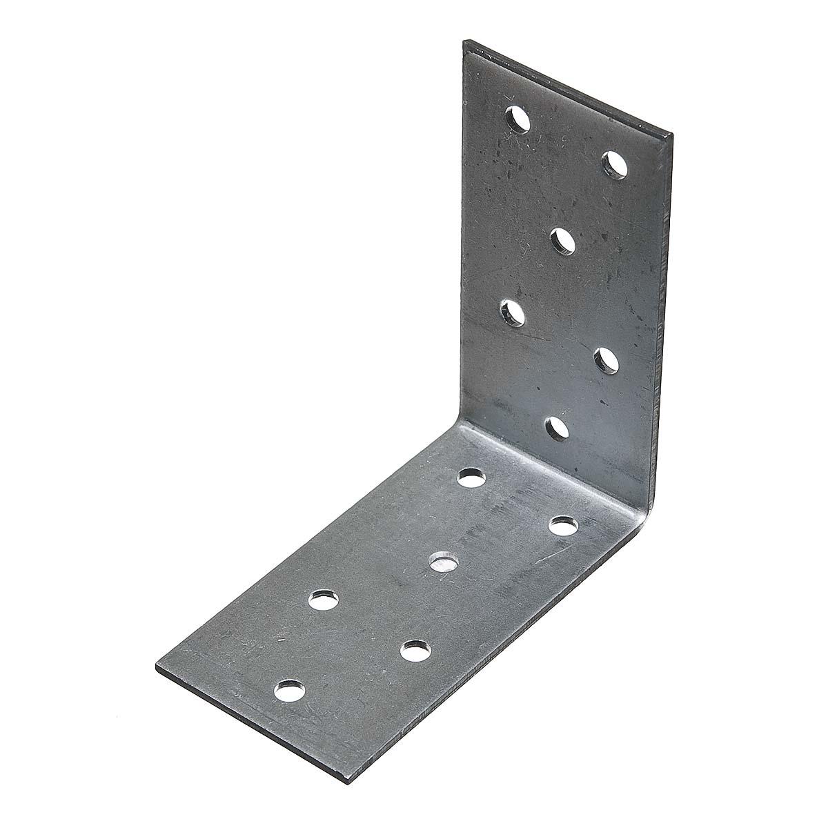 Уголок соединительный оцинкованный  80х80х40х2 мм
