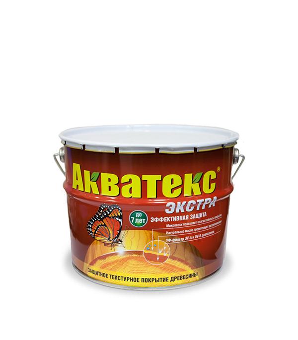Антисептик Акватекс Экстра орех Рогнеда 10 л