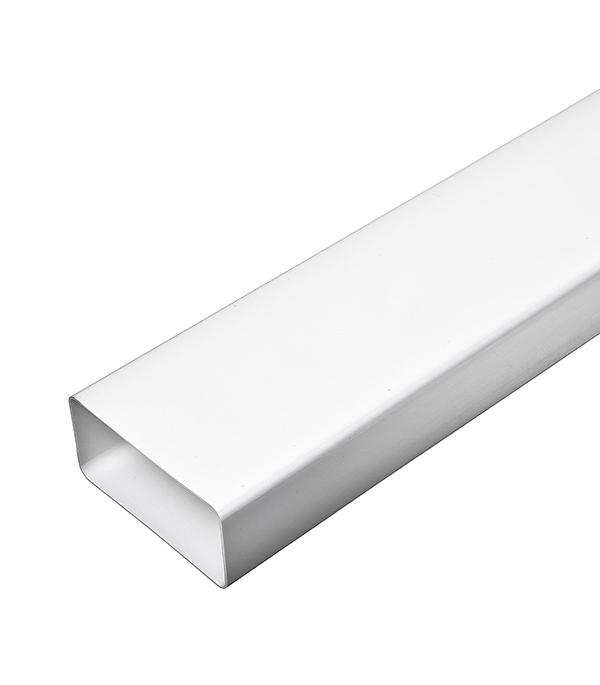 Воздуховод плоский пластиковый  60х120х500 мм