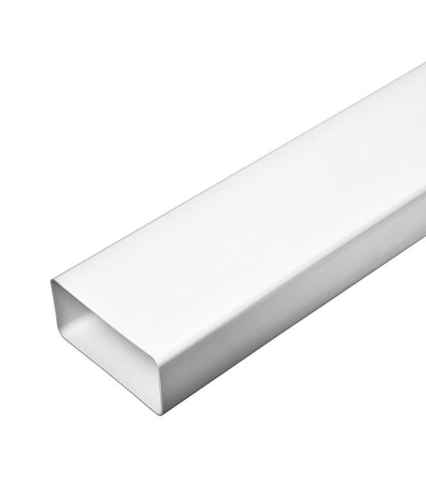 Воздуховод плоский пластиковый 60х120х1000 мм