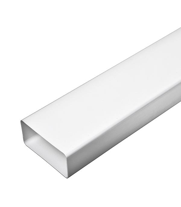 Воздуховод плоский пластиковый 60х120х2000 мм пластиковый воздуховод вытяжек где