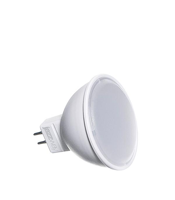 Лампа светодиодная МR16, GU5,3, 7W, 5000K (холодный свет), Jazzway