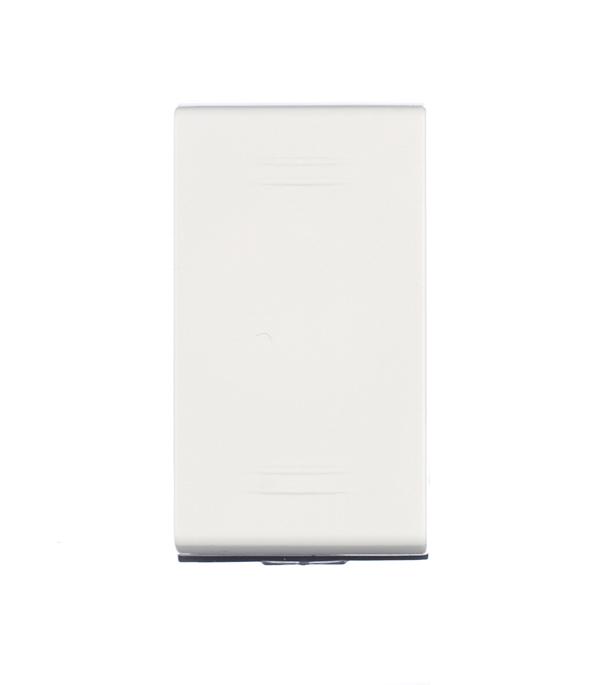 Выключатель Viva для кабель-канала ДКС белый 1 модуль выключатель двухклавишный наружный бежевый 10а quteo