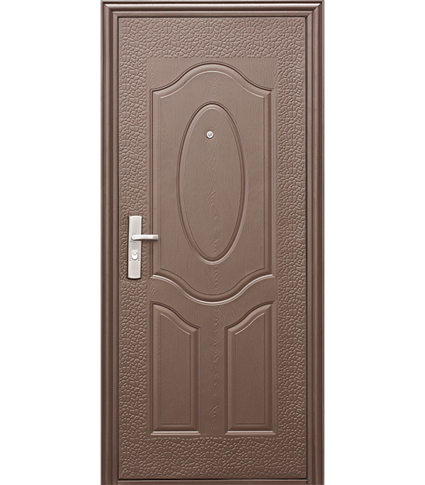 Дверь входная техническая Е40М 860х2050 мм левая