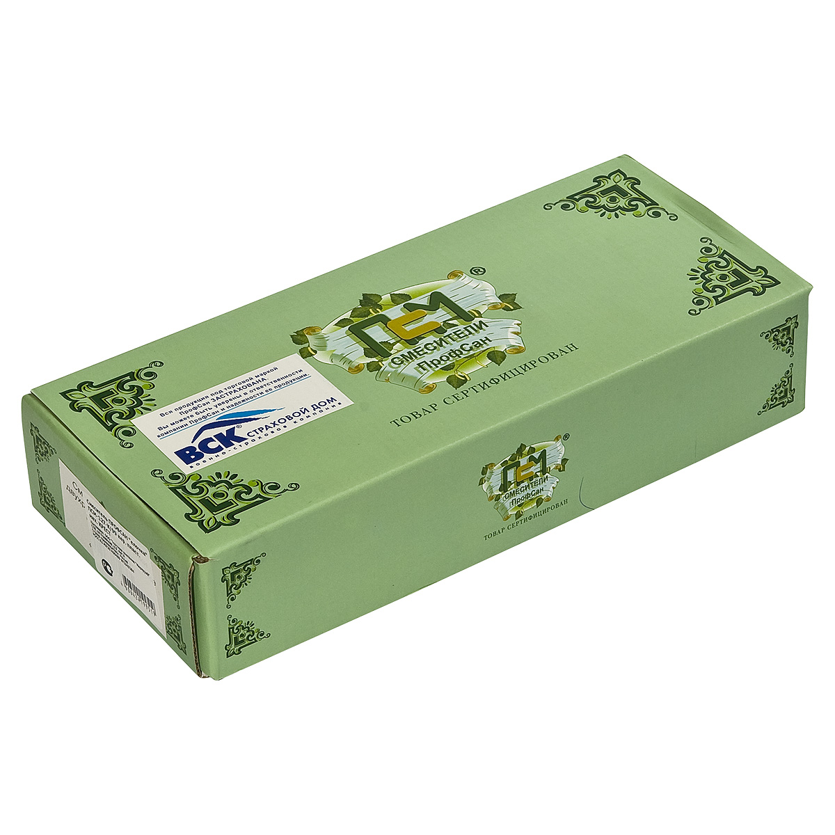 Смеситель для кухонной мойки Профсан ПСМ-127-К/99