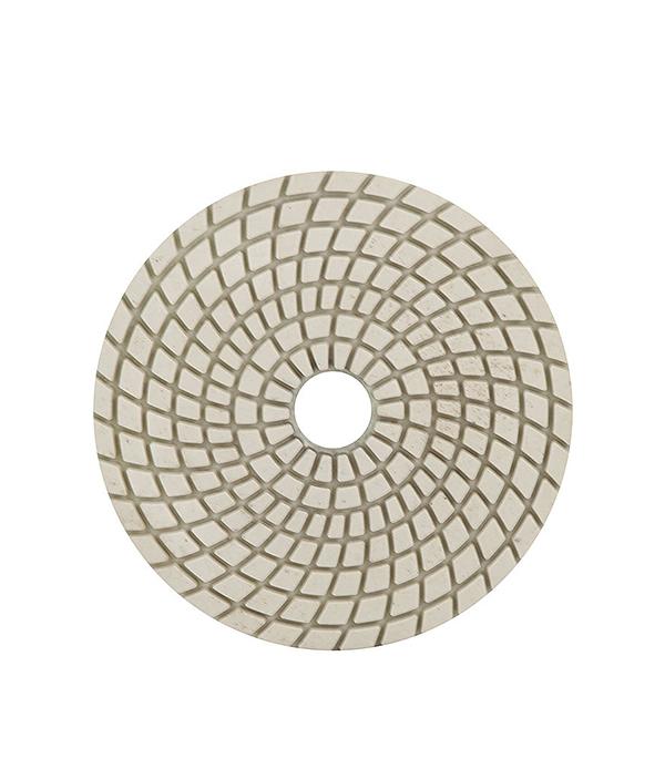 Круг алмазный шлифовальный, гибкий (АГШК) P400 d=100 мм