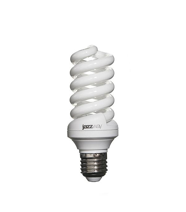 Лампа энергосберегающая  E27 20W SF ЭКО 4000K Jazzway