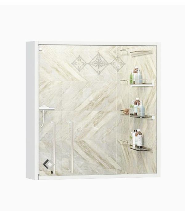 Шкаф зеркальный Ингениум Clio со светильником 578 мм