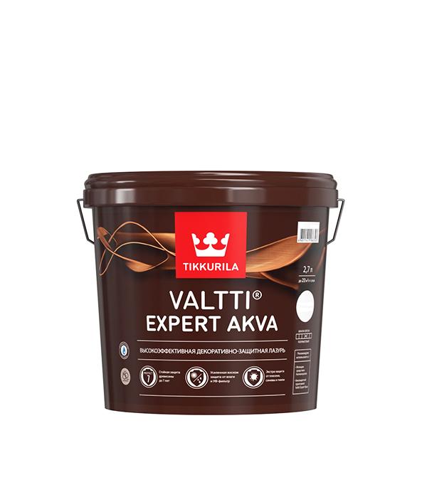 Антисептик Valtti Expert Akva рябина Тиккурила 2,7 л лак для обработки сучков oksalakka тиккурила 0 33 л