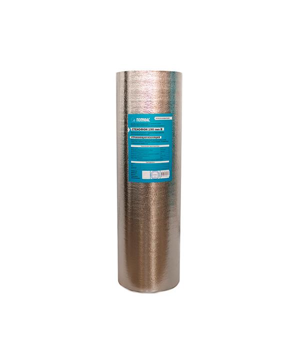 Стенофон 190 тип В 2мм (1х10 м) для теплого пола