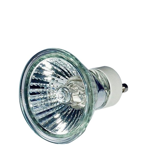 Лампа галогенная GU10, 50W, 220V