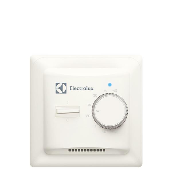 Терморегулятор механический Electrolux Thermotronic Basic датчик детонации технические характеристики