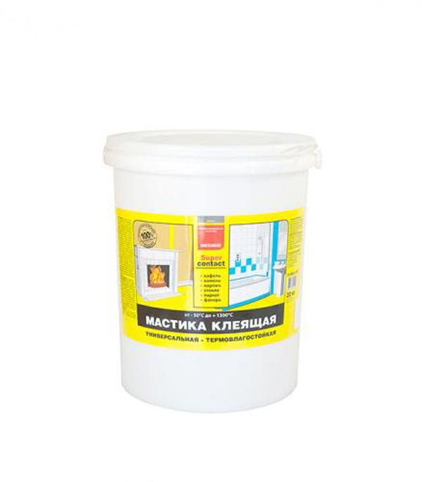 Мастика клеящая универсальная термостойкая NEOMID 20 кг  мастика клеящая neomid supercontact термостойкая 20кг