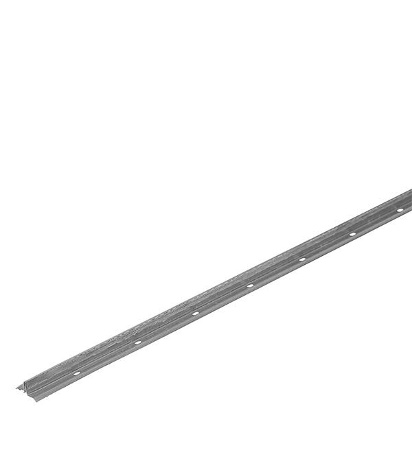 Профиль маячковый Оптима 10 мм 3 м 0.30 мм  пн 75х40 3 м оптима 0 45 мм