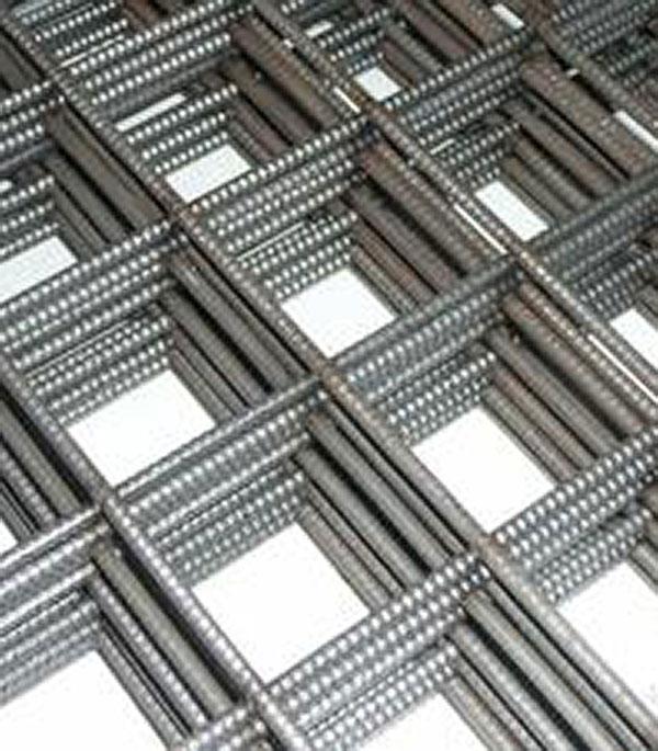 Сетка арматурная  2,5х1м  d=4(3,5-3,8)  яч.150х150мм