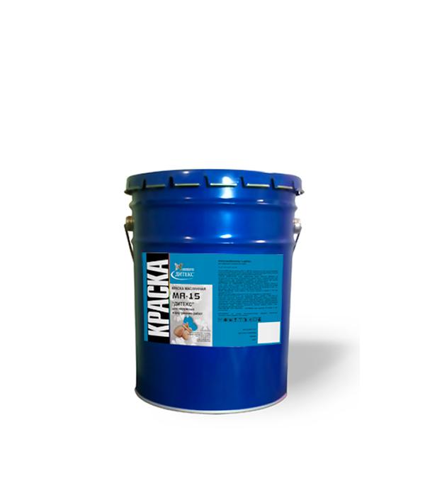 Краска масляная МА-15 синяя Дитекс 26 кг