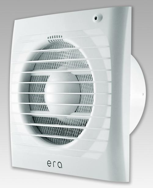 Вентилятор осевой d125 мм Era 5S ET с таймером