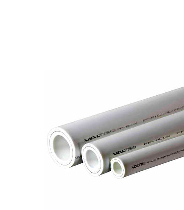 Труба полипропиленовая, армированная алюминием 25х2000 мм, PN 25 Valtec