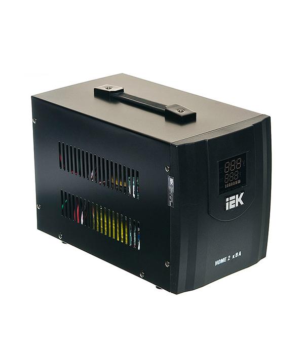 Стабилизатор напряжения IEK СНР1-0-2 кВА электронный переносной бытовой стабилизатор напряжения в омске