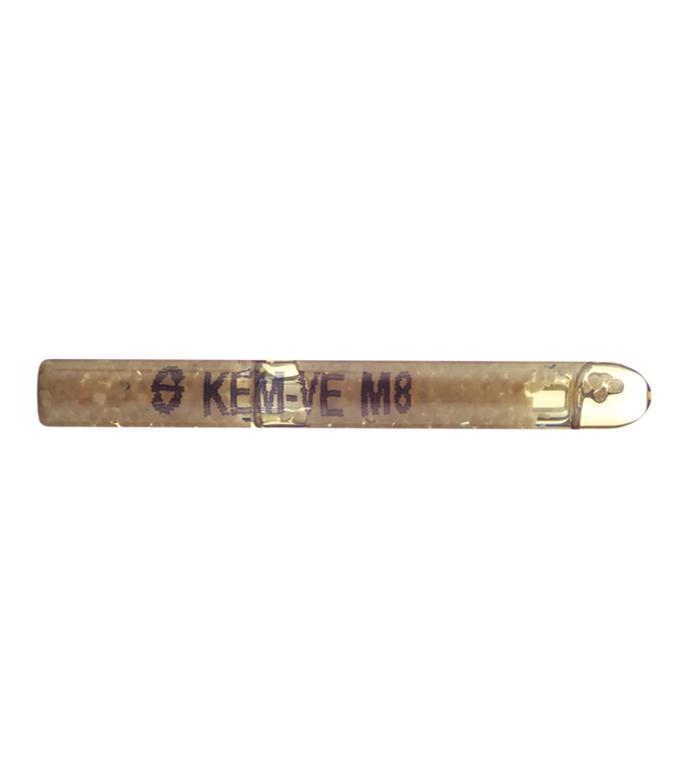 Анкер химический (ампула) 8 мм (10 шт.) вкручивающийся Sormat