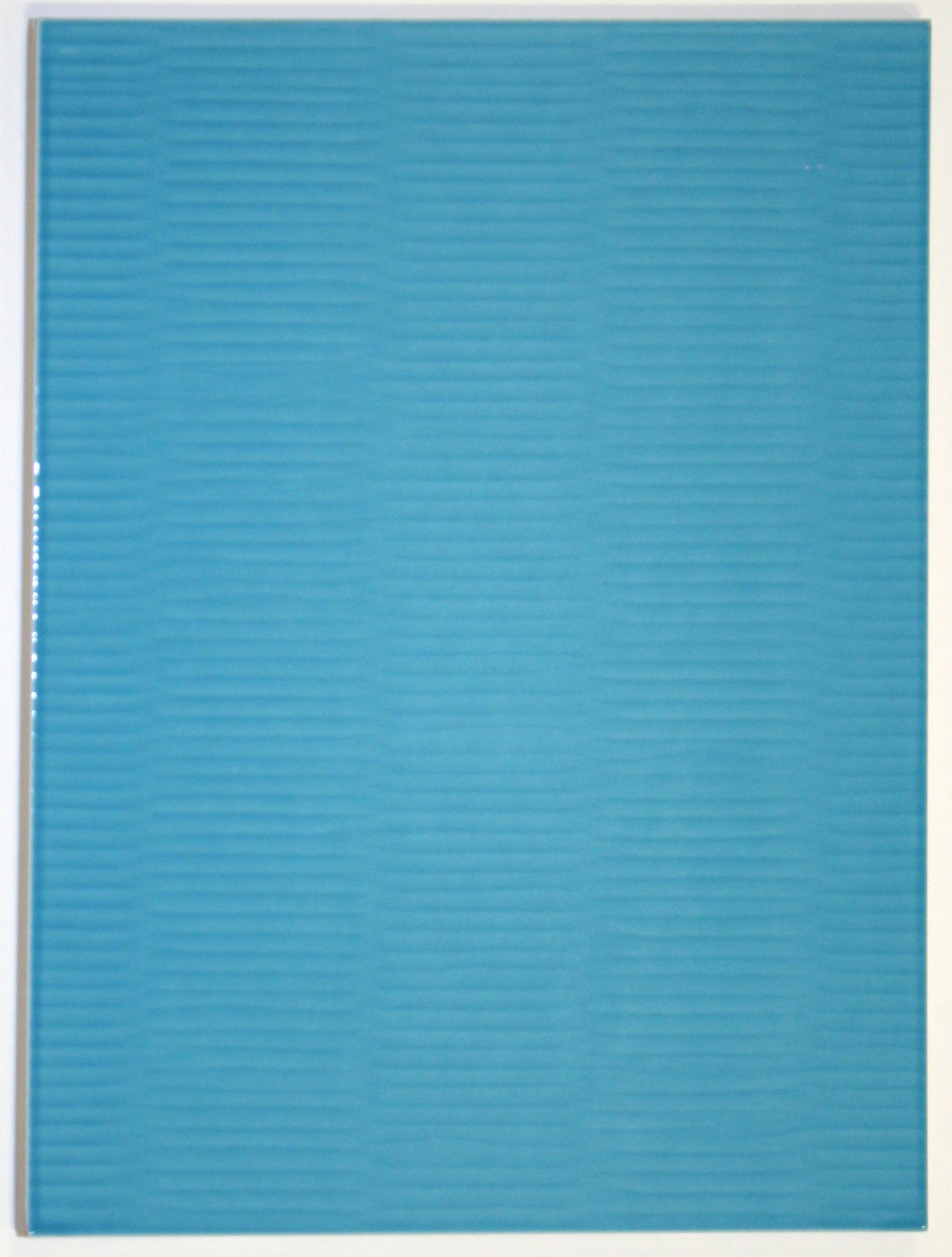 Плитка настенная 250х330х7 мм Гольфстрим бирюзовый (18 шт=1,49 кв.м)