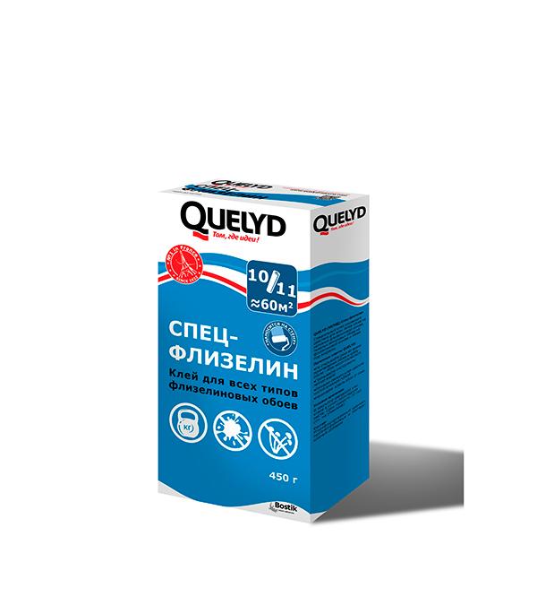 Клей для обоев Quelyd флизелиновый 450 гр клей quelyd optima для стеклообоев 15 л готовый