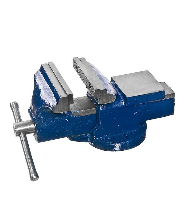 Тиски слесарные KWB  125 мм слесарные поворотные тиски 125 мм ombra a90045 55614
