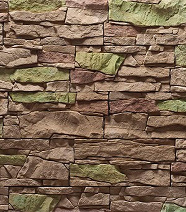 Искусственный камень Азиш-Тау 60 (12 шт=0,5 кв.м.) искусственный камень для внутренней отделки стен купить в москве свиблово