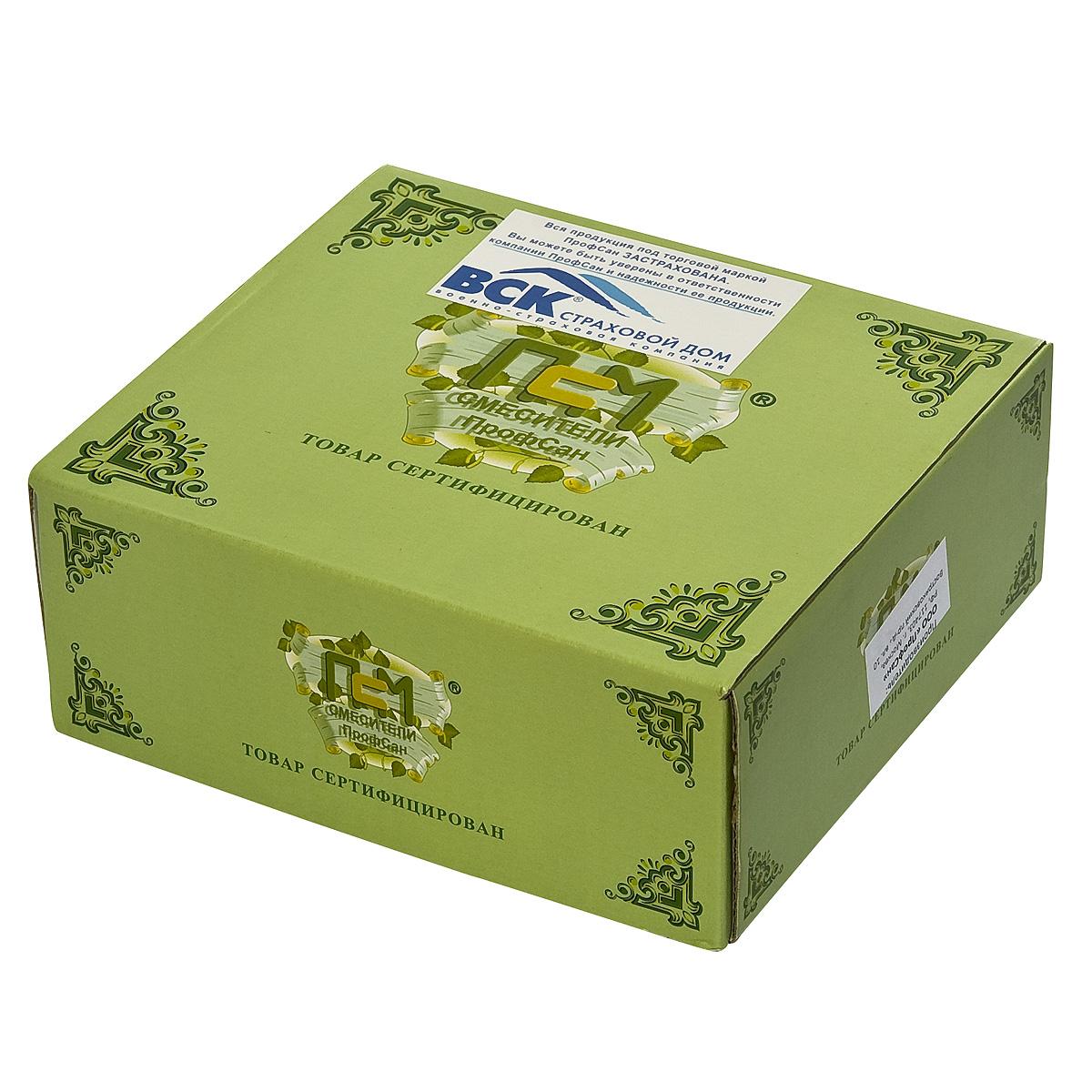 Смеситель для умывальника Профсан ПСМ-740-К/017