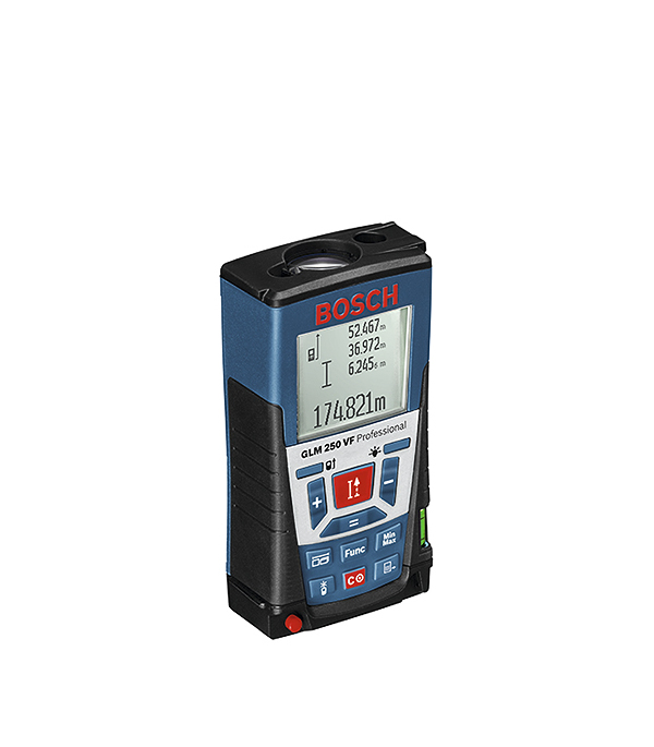 Лазерный дальномер Bosch GLM 250 VF дальномер лазерный bosch plr 40 c 0603672320