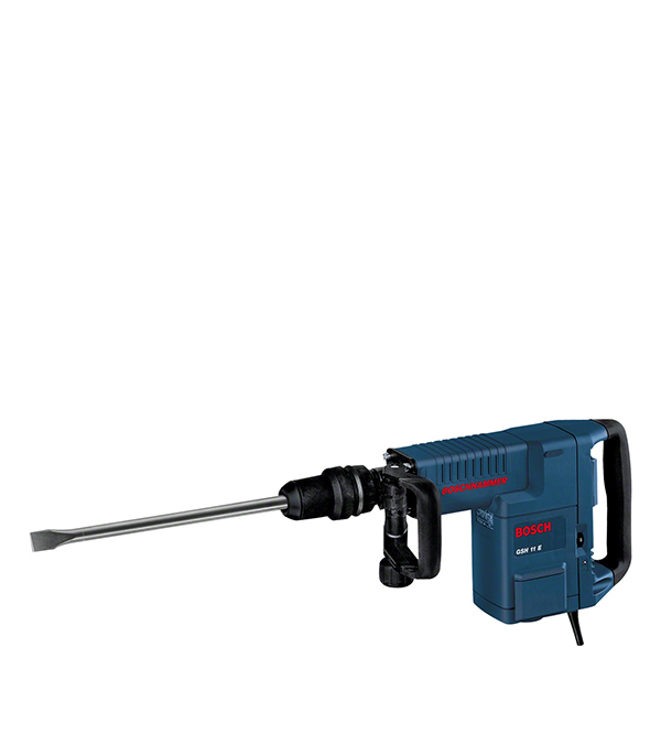 Отбойный молоток GSH 11 E 1500 Вт 16,8 Дж, SDS-max, Bosch