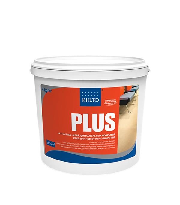Клей для напольных покрытий Kiilto Plus 4 кг