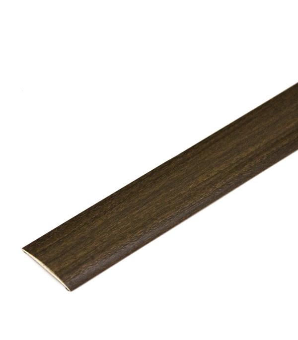 Порог разноуровневый 42х900 мм перепад до 3 мм Орех
