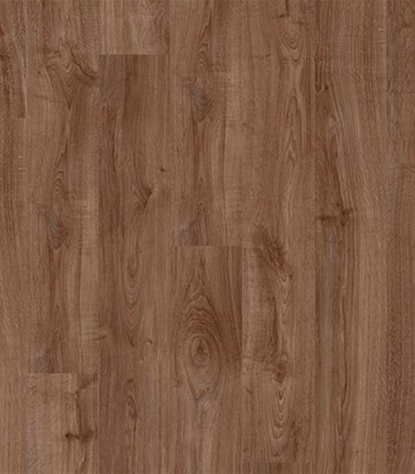 Ламинат 32 класс Quick Step Eligna дуб темно-коричневый промасленный 1,722 кв.м 8 мм ламинат classen loft cerama санторини 33 класс