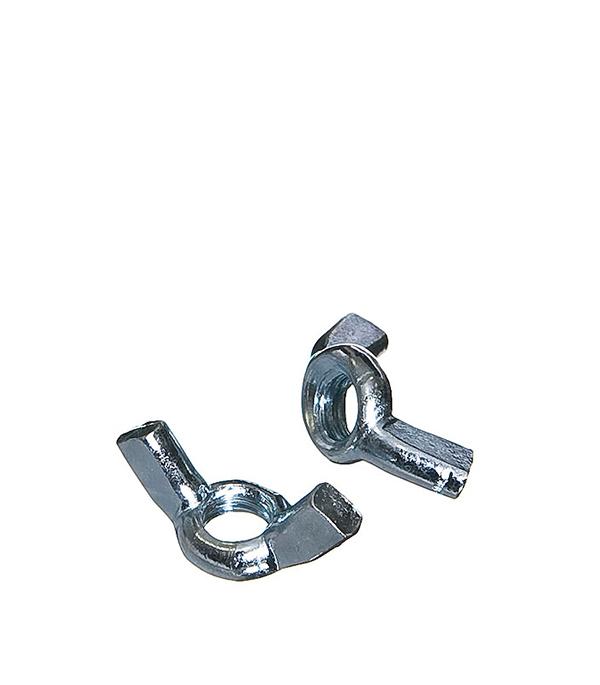 Гайки барашковые М8 мм DIN 315 (2 шт)