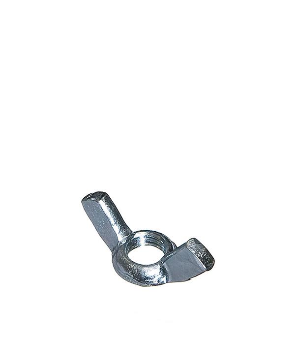 Гайки барашковые М10 мм DIN 315 (1 шт)