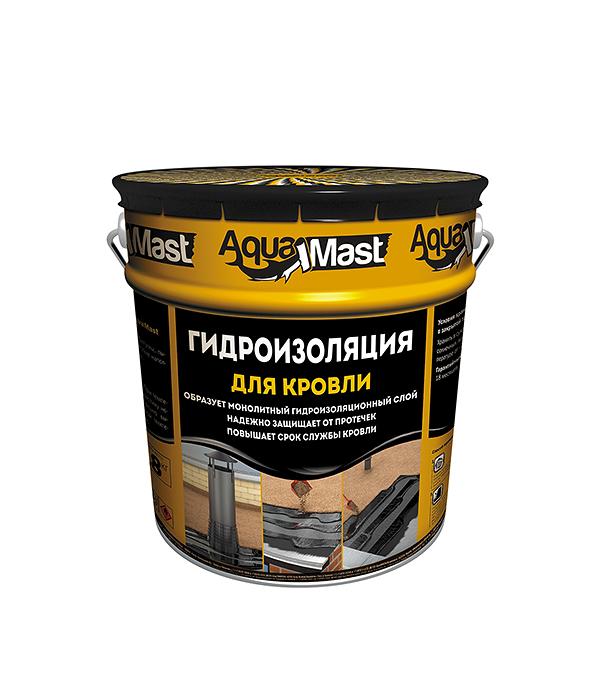 Мастика битумно-резиновая АкваМаст 18 кг