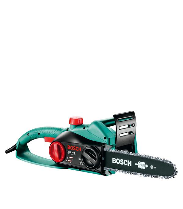 Пила цепная AKE 30 S, 1800 Вт, 30 см, Bosch пила цепная аккумуляторная bosch ake 30 li