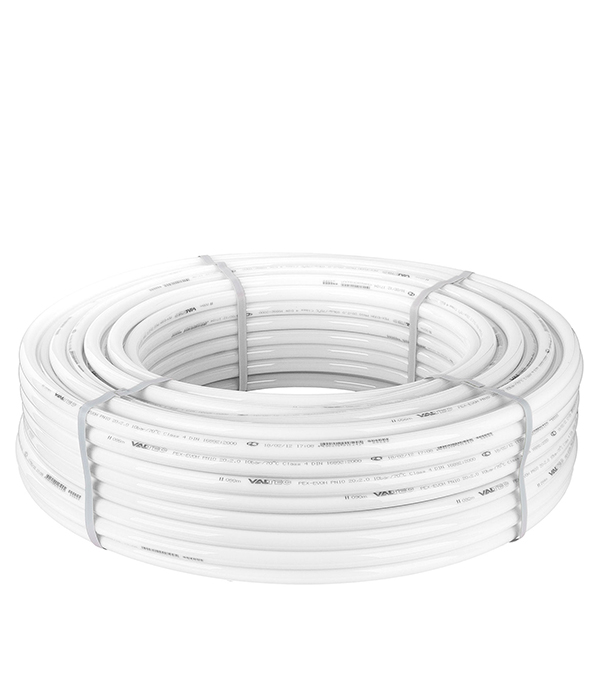 Труба металлопластиковая 20х2 мм Valtec (бухта 100 м) труба металлопластиковая icma 16 х 2 мм пятислойная 200 м