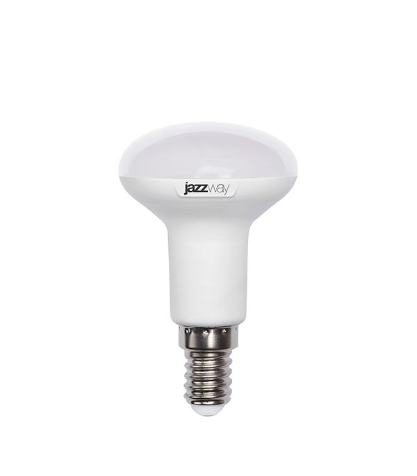 Лампа светодиодная E14, 5,5W, R50 (рефлектор), 5000K (холодный свет), Jazzway