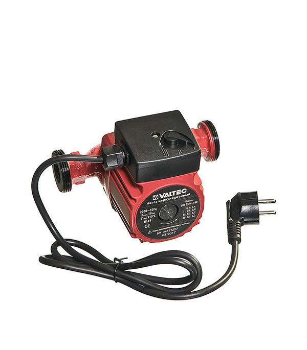 Циркуляционный насос Valtec 25-40 для систем отопления с гайками счетчик для воды универсальный valtec 15