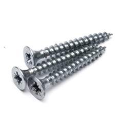 Саморезы универсальные   40х4,0 мм (200 шт)  оцинкованные