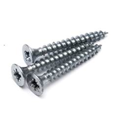 Саморезы универсальные   50х6,0 мм (100 шт)  оцинкованные