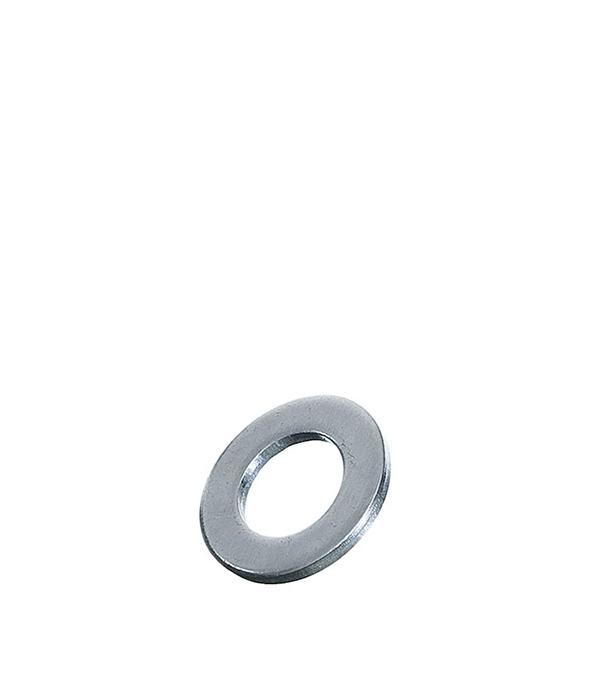 Шайбы оцинкованные 8х16 мм DIN 125А (20 шт) шайбы оцинкованные 10х20 мм din 125а 100 шт