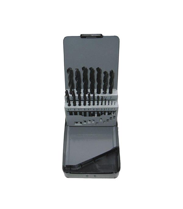 Сверло по металлу набор 19 шт (1-10 мм) HSS Keil Профи