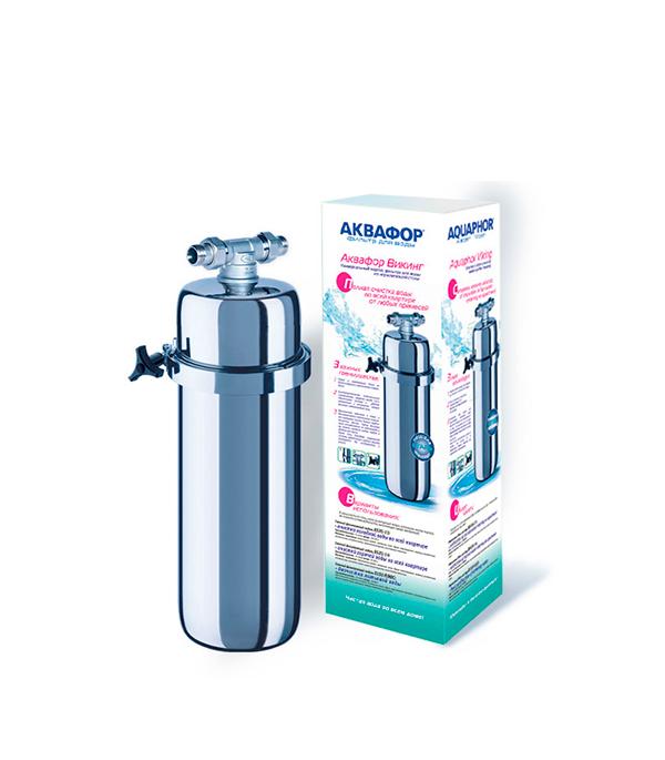 Корпус фильтра Аквафор Викинг модуль сменный фильтрующий аквафор в300