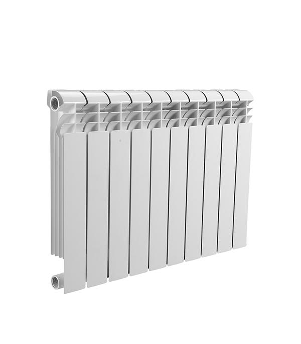 Радиатор биметаллический литой Elsotherm BM 500х80,10 секции