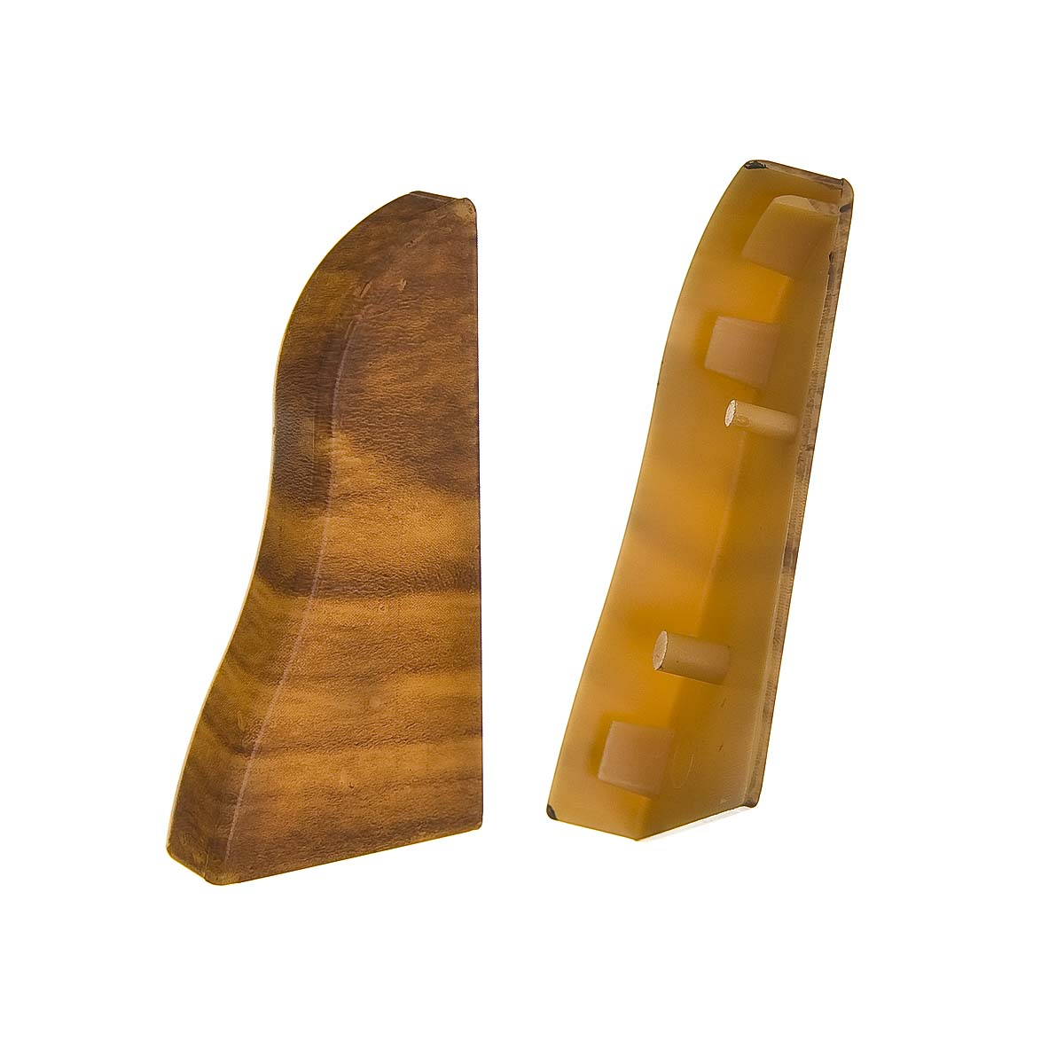 Заглушки торцевые (левая+правая), 50.22 дуб сучковый