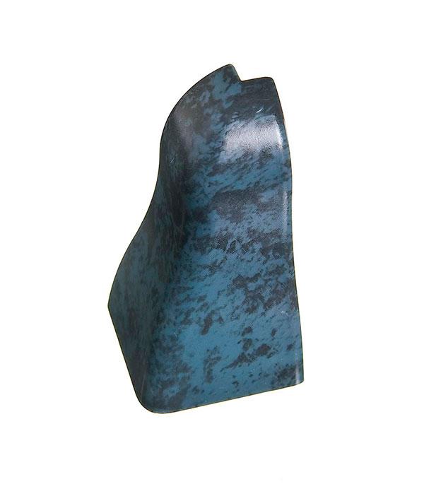 Угол наружный, 50.19 синий мрамор