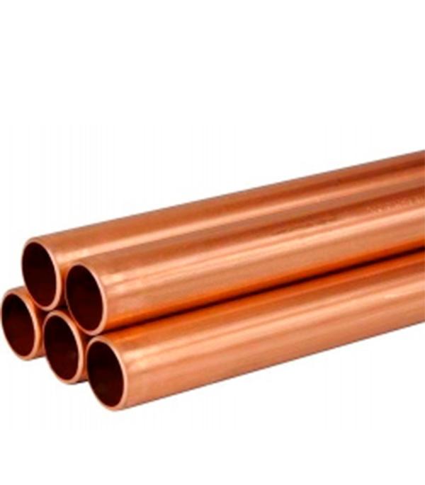 Труба неотожж.медь 22х1(штанга 2,5м)